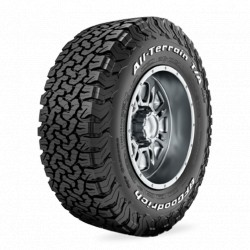 Neumaticos BF GOODRICH 285/70R17 ALL TERRAIN