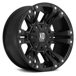 LLANTAS ARO 20X10 6X139,7 XD SERIES XD-822 OFF SET -24
