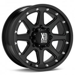 LLANTAS ARO 17X9 6X114.3 XD SERIES XD-798 OFF SET -12
